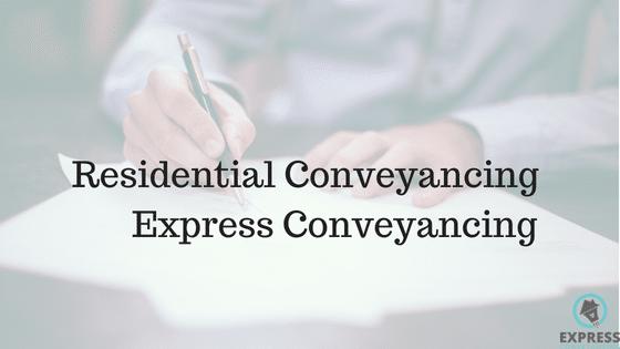Conveyancing Express Conveyancing